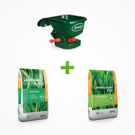 Set plantare gazon - Landscaper Pro