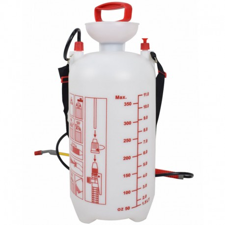 Stropitor (pulverizator) manual TEHNIK 11 l