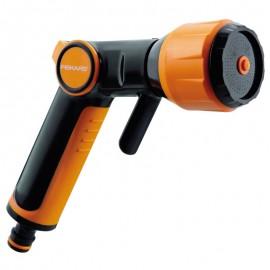Pistol stropire tip multijet FISKARS cu maner confortabil SoftGrip
