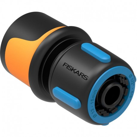 "Conector furtun 13-15 mm (1/2-5/8"") Fiskars din plastic"