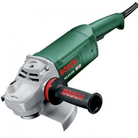 Polizor unghiular Bosch 230mm, 2000W  PWS 20-230 J AVG