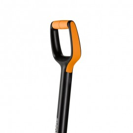 Lopata FISKARS Xact, maner ergonomic, 130 cm, tehnologie SoftGrip™
