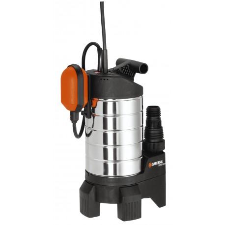 Pompa submersibila apa murdara Premium 20000 Inox 1802